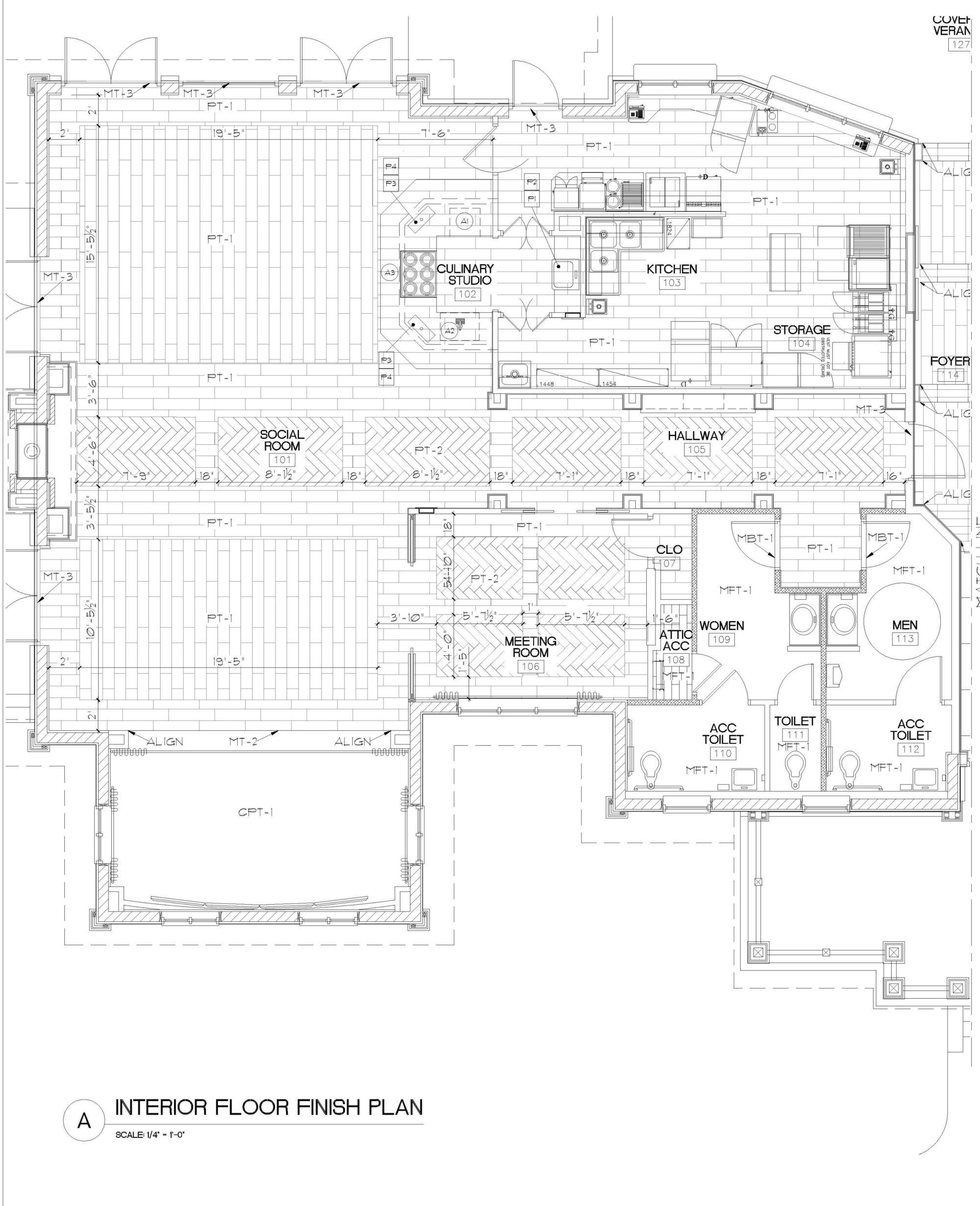 hight resolution of micamy design studio interior design beacon lake amenity center clubhouse new england style nautical hallway barrel ceiling pendants herringbone