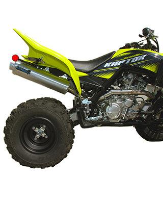 yamaha raptor 250 fat boy 4 complete