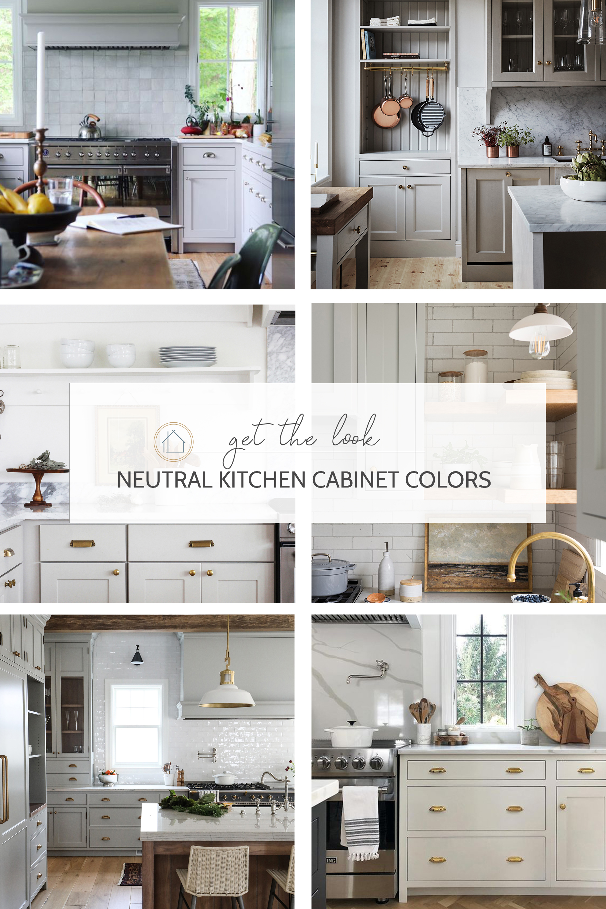 8 Great Neutral Cabinet Colors For Kitchens The Grit And Polish