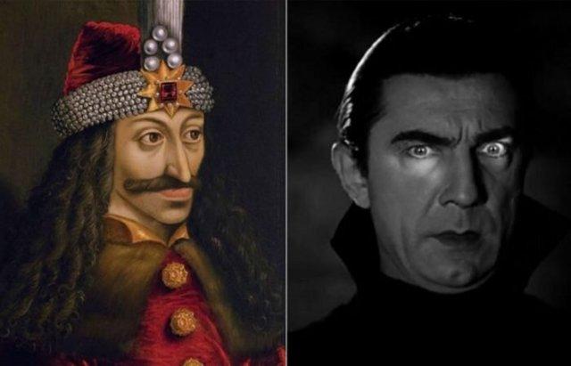 Vlad Draculea III, el hombre que inspiró al personaje de Drácula.