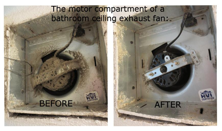 Is Your Bathroom Exhaust Fan Working Efficiently Multi Trade Building Services