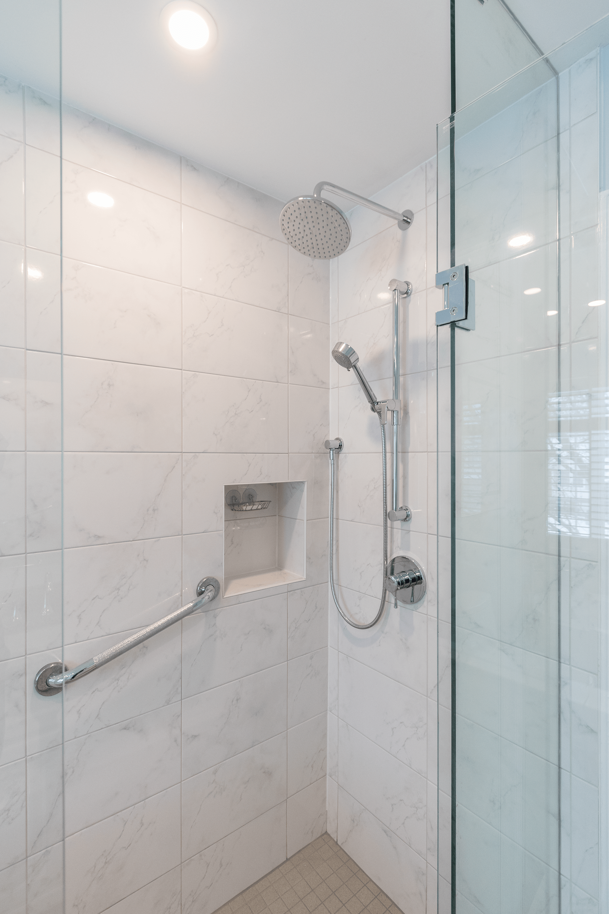 converting your tub to a walk in shower
