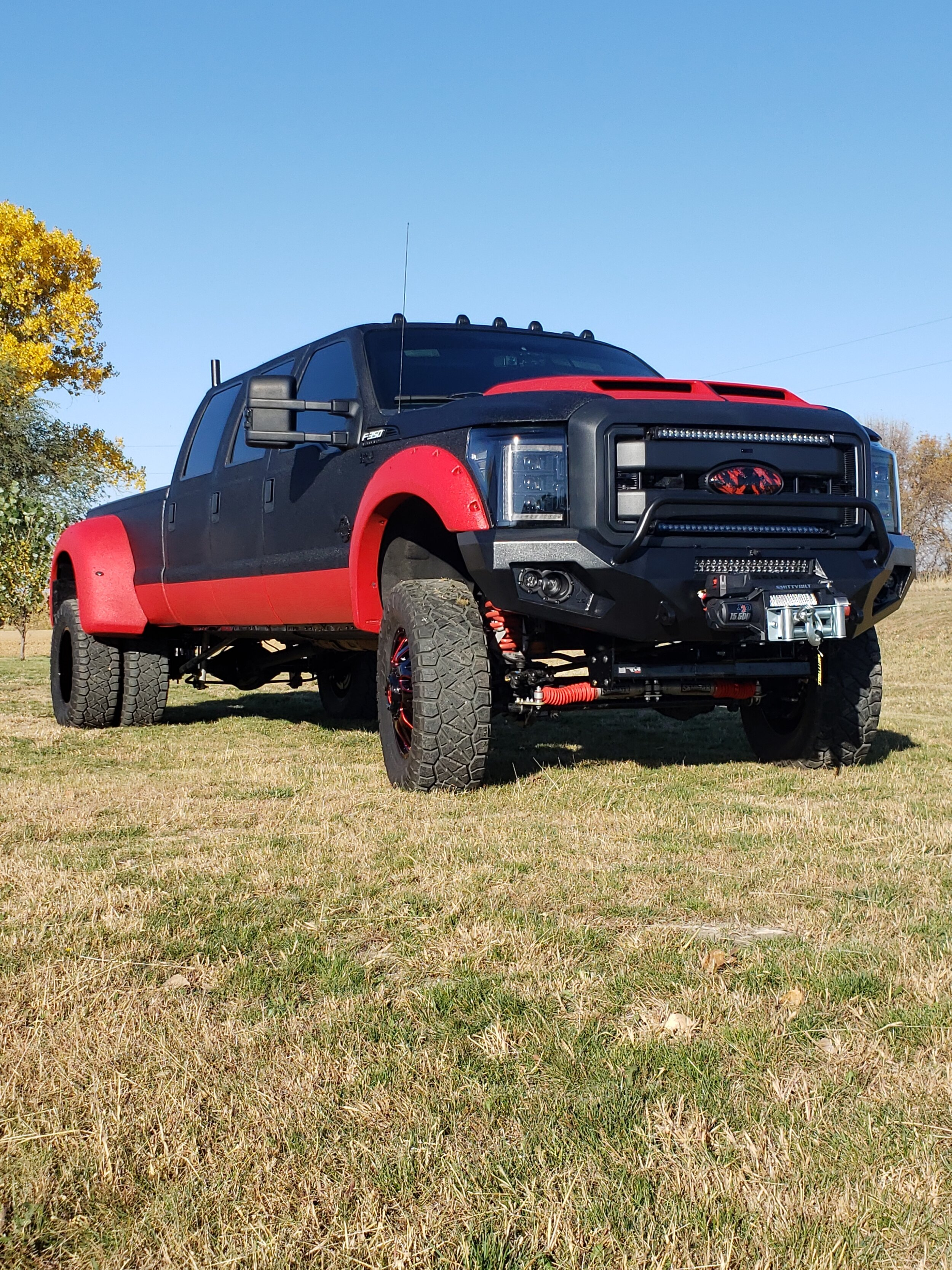 6 Door Truck : truck, Black, Series, Dually, Truck, SERIES, CUSTOM, PICKUPS