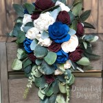 Bouquets Dannilish Designs Wood Flowers
