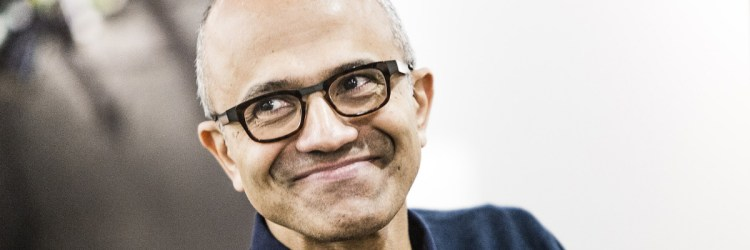 What Startups Can Learn From Satya Nadella
