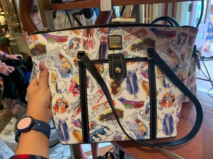 Disney Ink & Paint Tote by Dooney & Bourke $268