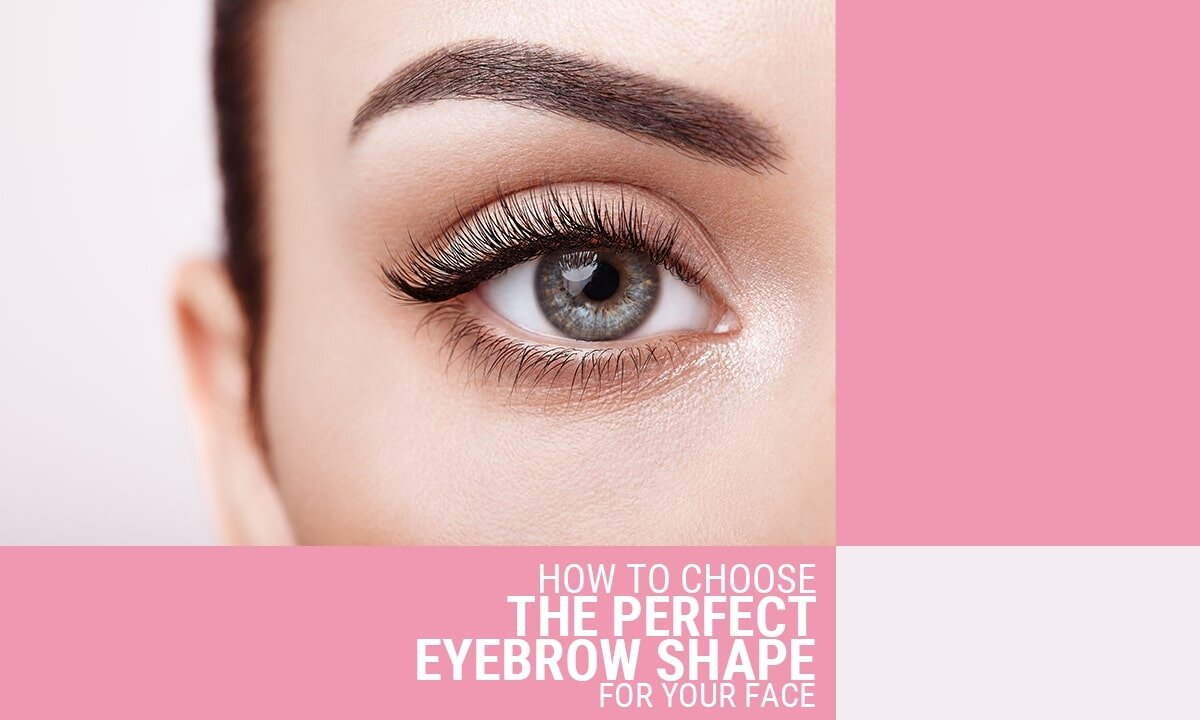 picture Perfect Eyebrow Shape Pictures perfect eyebrow shape for your face