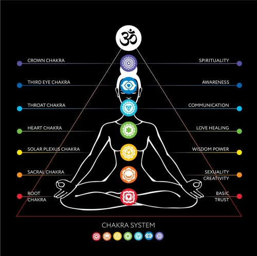 small resolution of basic chakra system