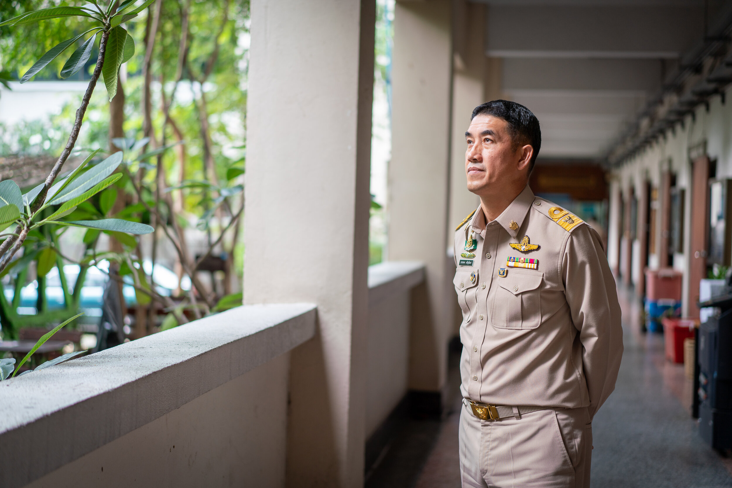 For wildfire emergencies, call 911 immediately or contact a local forestry field unit office. Growing The Future Of Thailand Royal Forestry Department Director General Attapol Charoenchansa 5000s Magazine