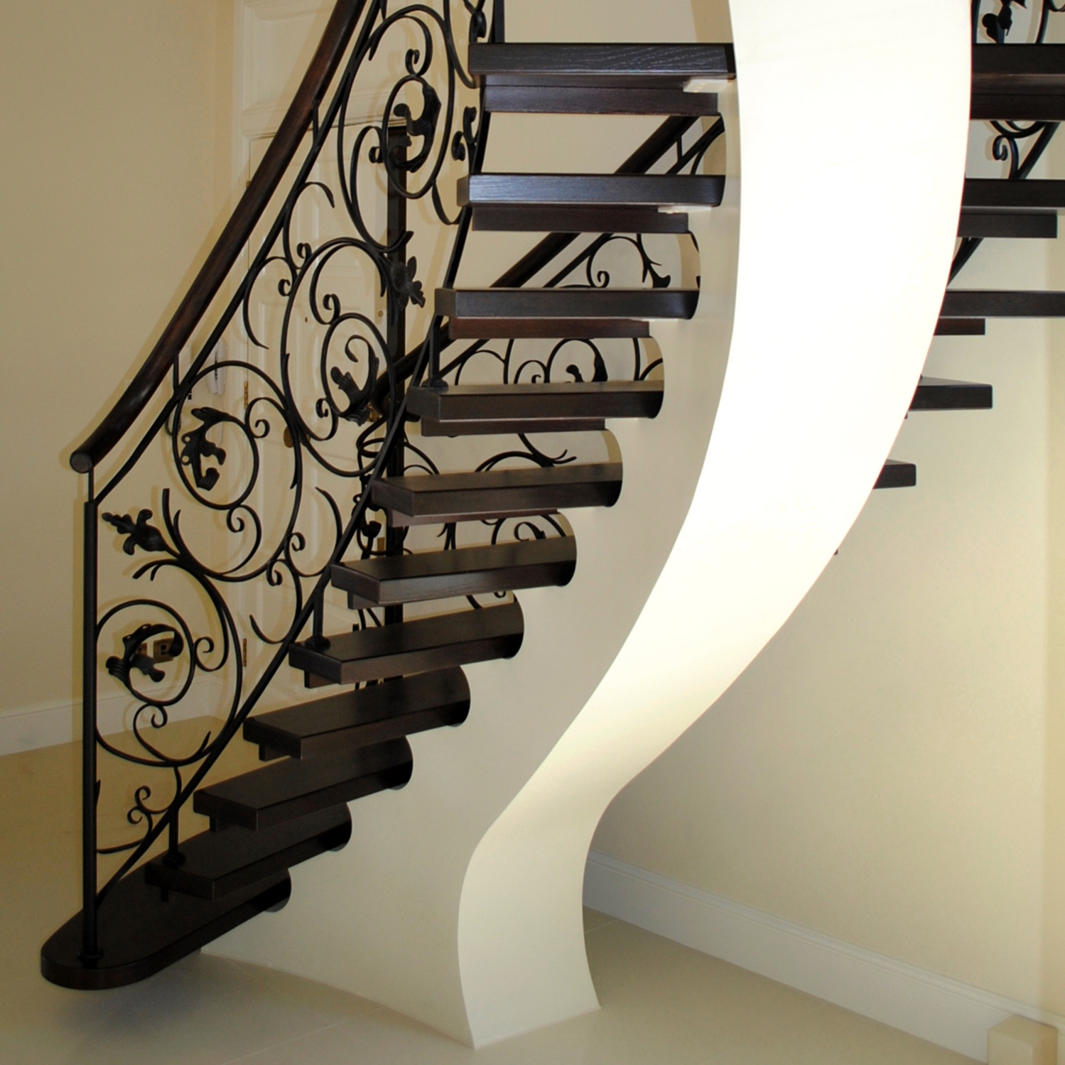 Modern Design Staircases   Steel And Wood Staircase Design   Inside   Outdoor   Detail   Wooden   Metal