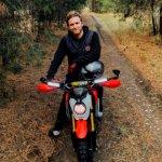 Wandergrom Off Road Honda Grom Dirt Bike Build Wanderlust Not Less Adventure Photography Nature Stickers