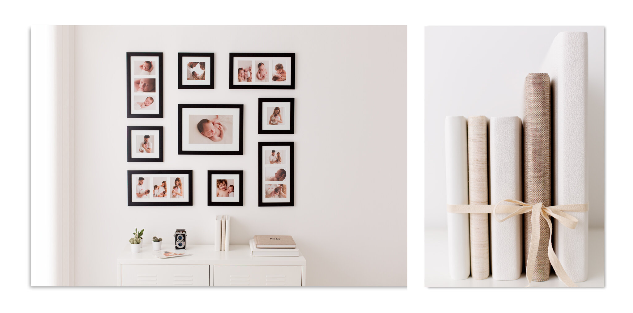 Mockup generator templates tagged with: Gallery Wall Mockup Studio Photography
