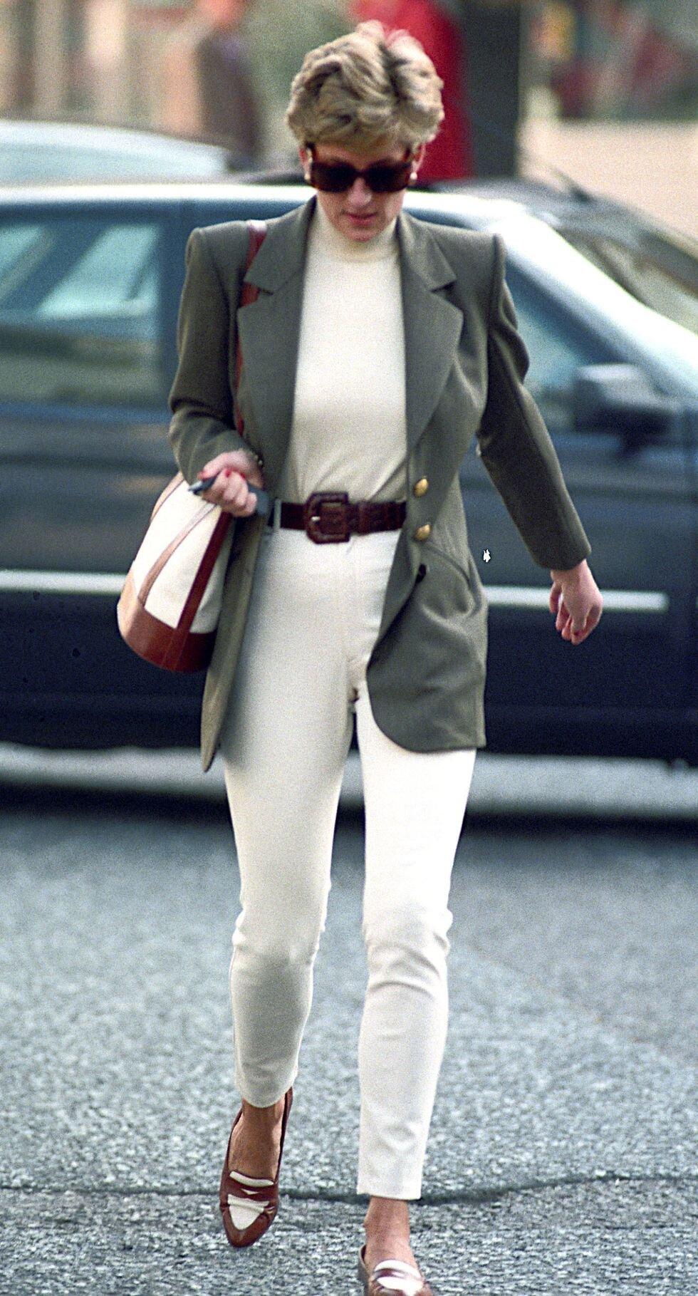 倫敦,1994;credit to Elle
