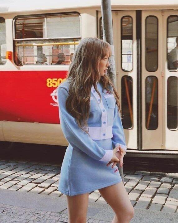 少女時代成員泰妍 via Instagram@ taeyeon_ss
