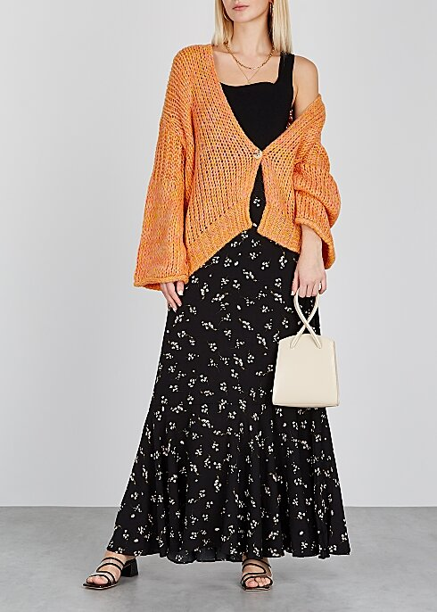 FREE PEOPLE Home Town chunky-knit cardigan HK$880