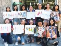 Teen Fashion Clinic Boston  School of Fashion Design