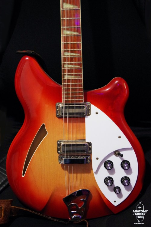 small resolution of 2001 rickenbacker 360 12 with gemini toaster pickups and vintage wiring