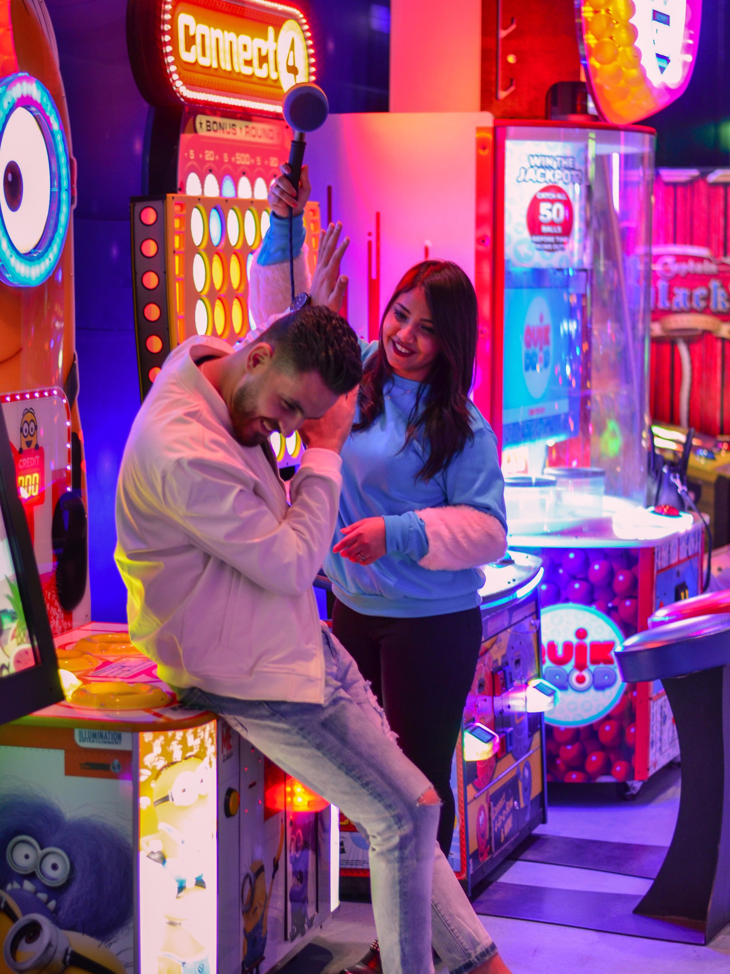 Fun Arcades Near Me : arcades, Arcade, Dates