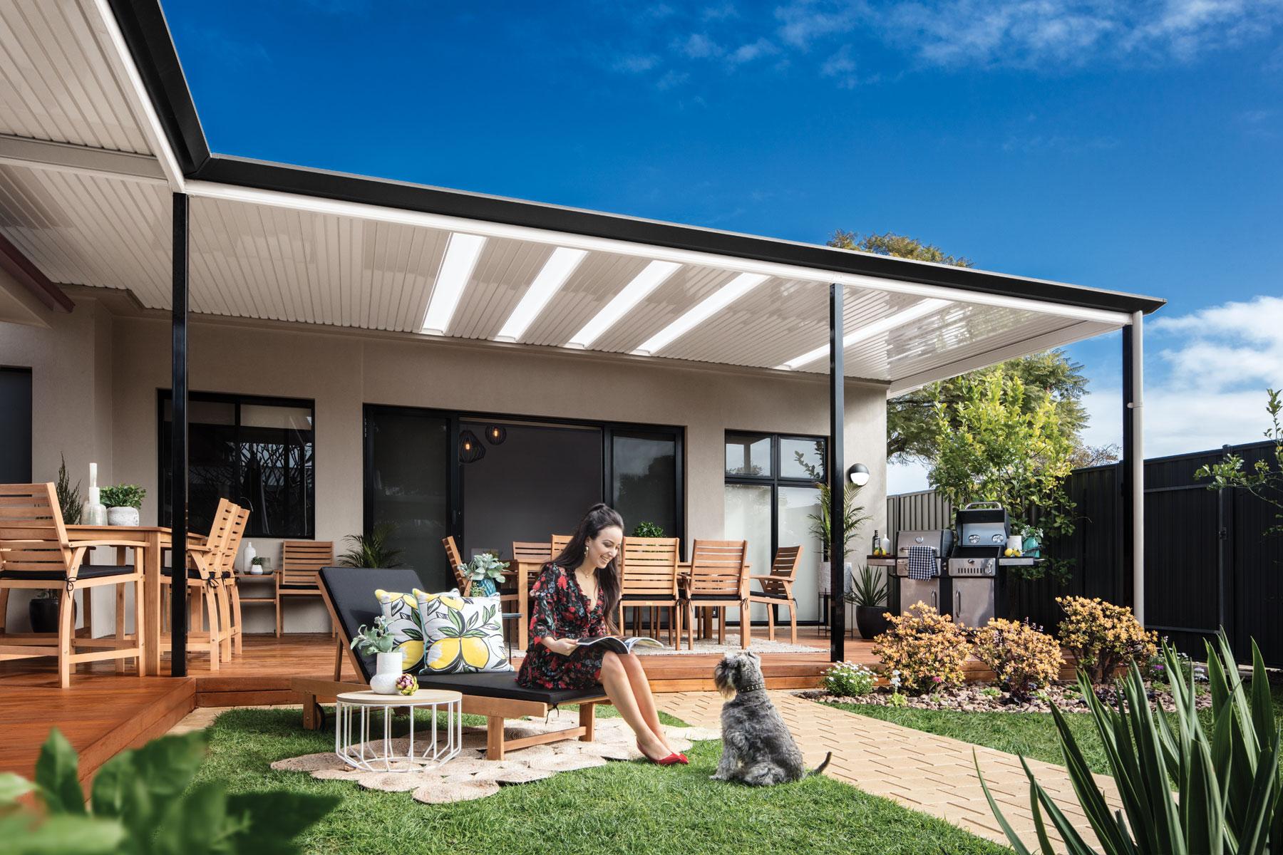outdoor patio designs ideas roofing