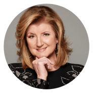 Arianna Huffington on Apres for Your Turn, for women navigating career and motherhood