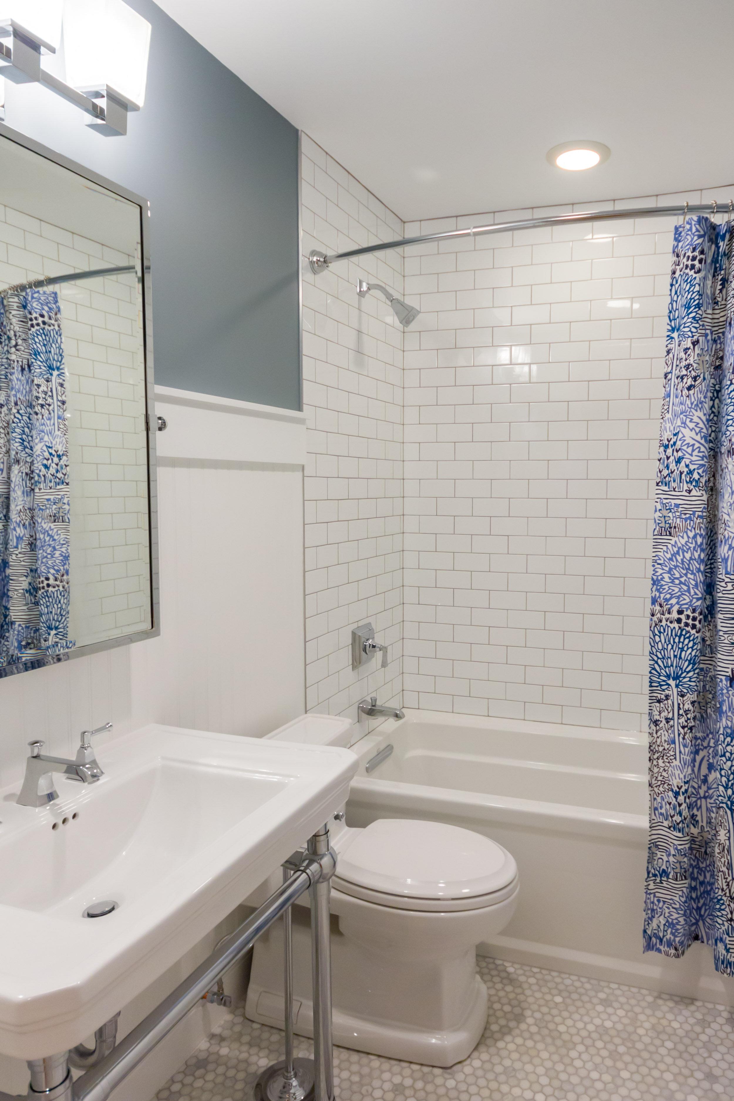 classic chicago bathroom remoodel