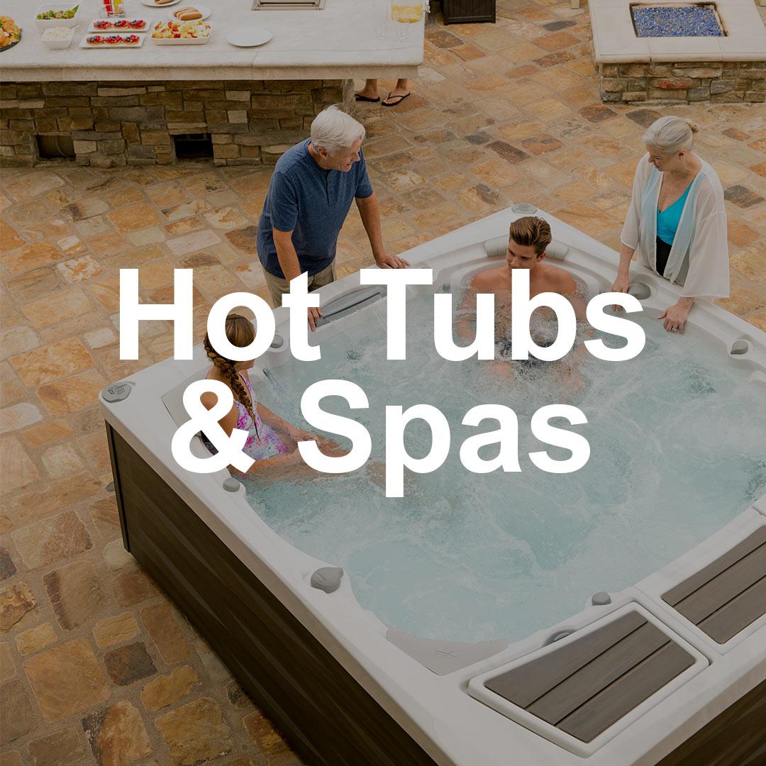 vienna hot tubs patio