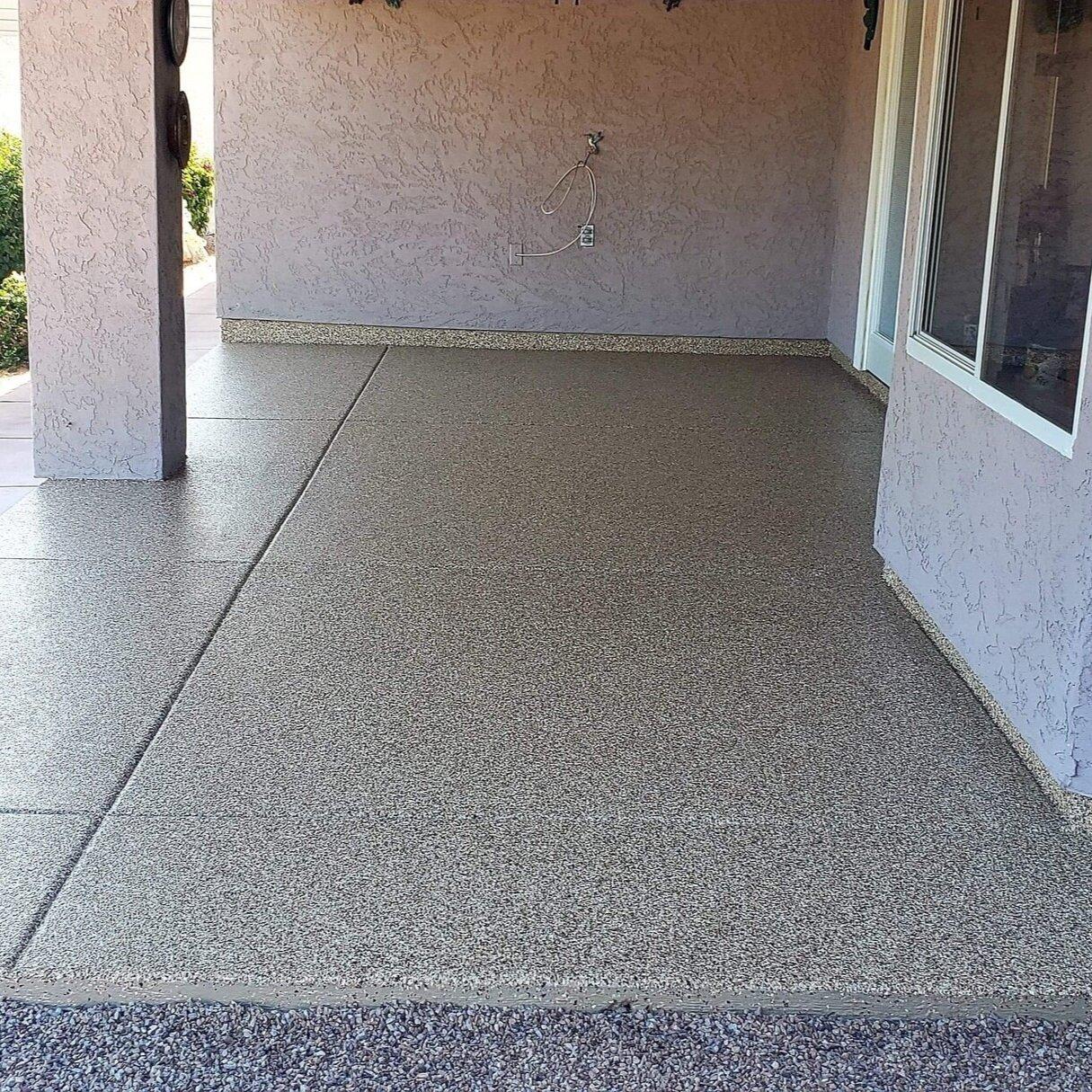 quick response garage floor coatings