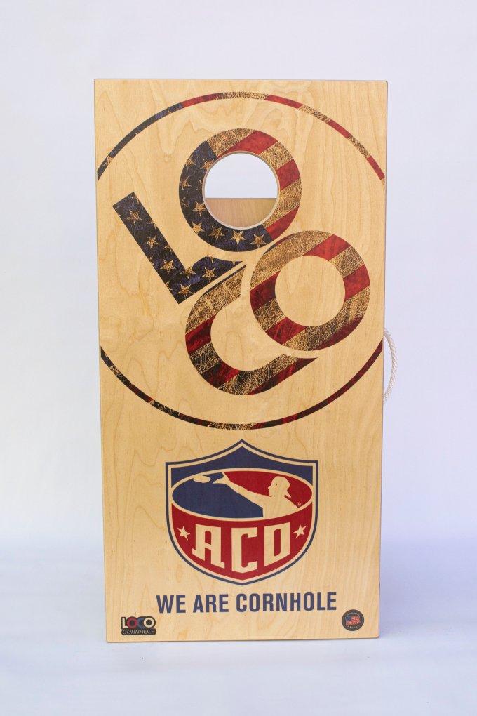 Pro Comp Series Loco Aco Cornhole Board Loco Canopies