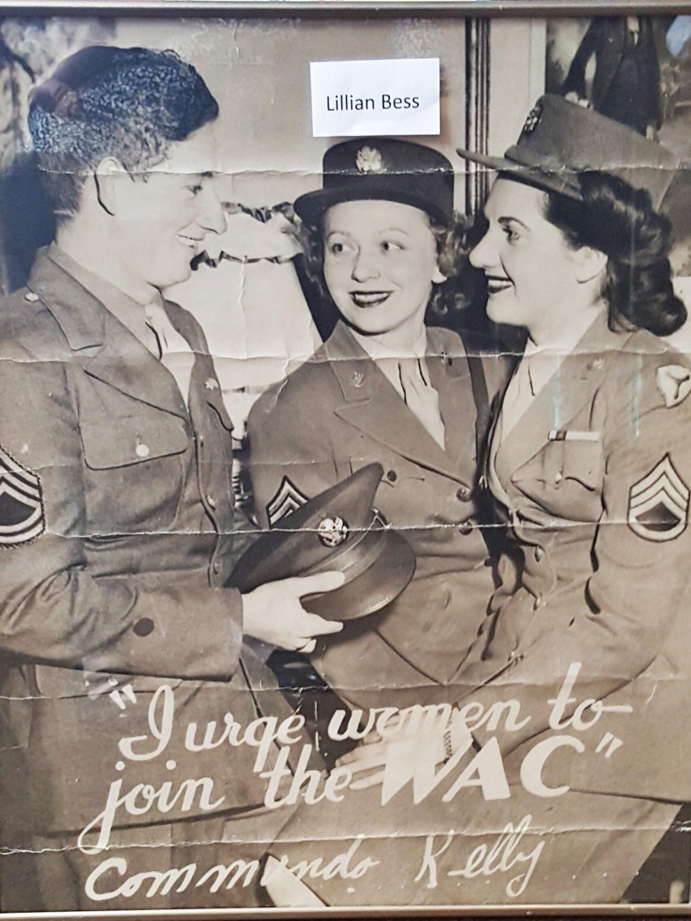 Aunt Lee in the WAC Army.jpg