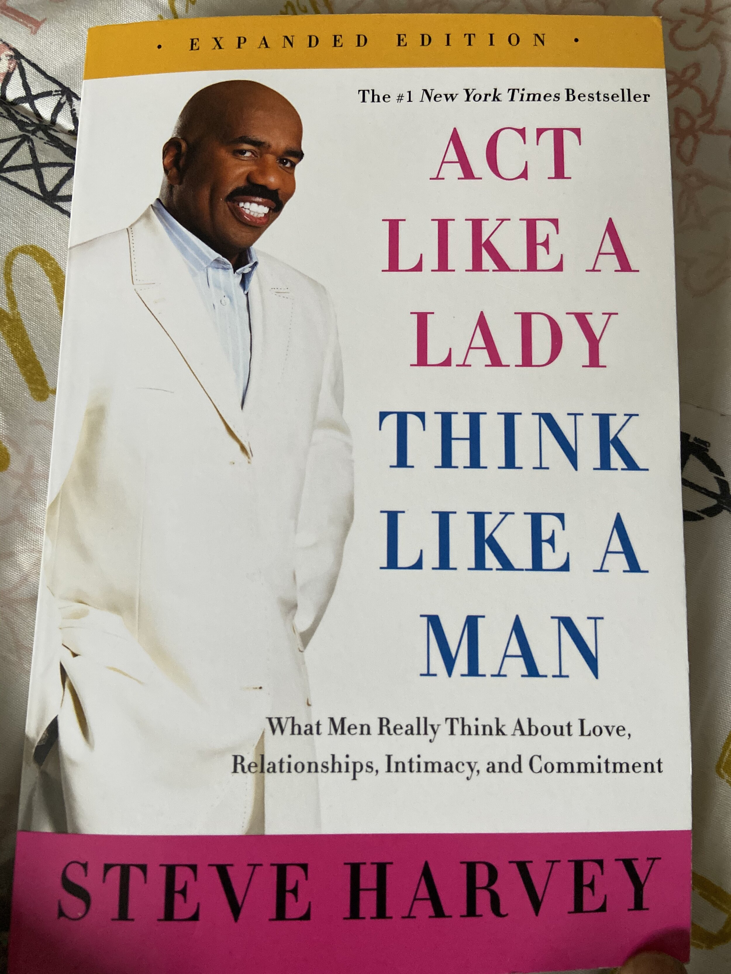 Act Like A Lady Think Like A Man : think, Lady,, Think, NKOURAGEMENT