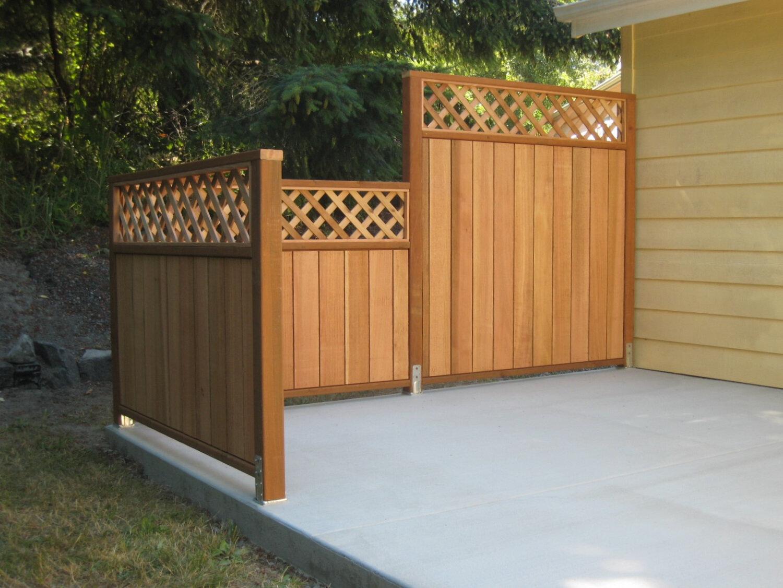 fences decks garages remodels