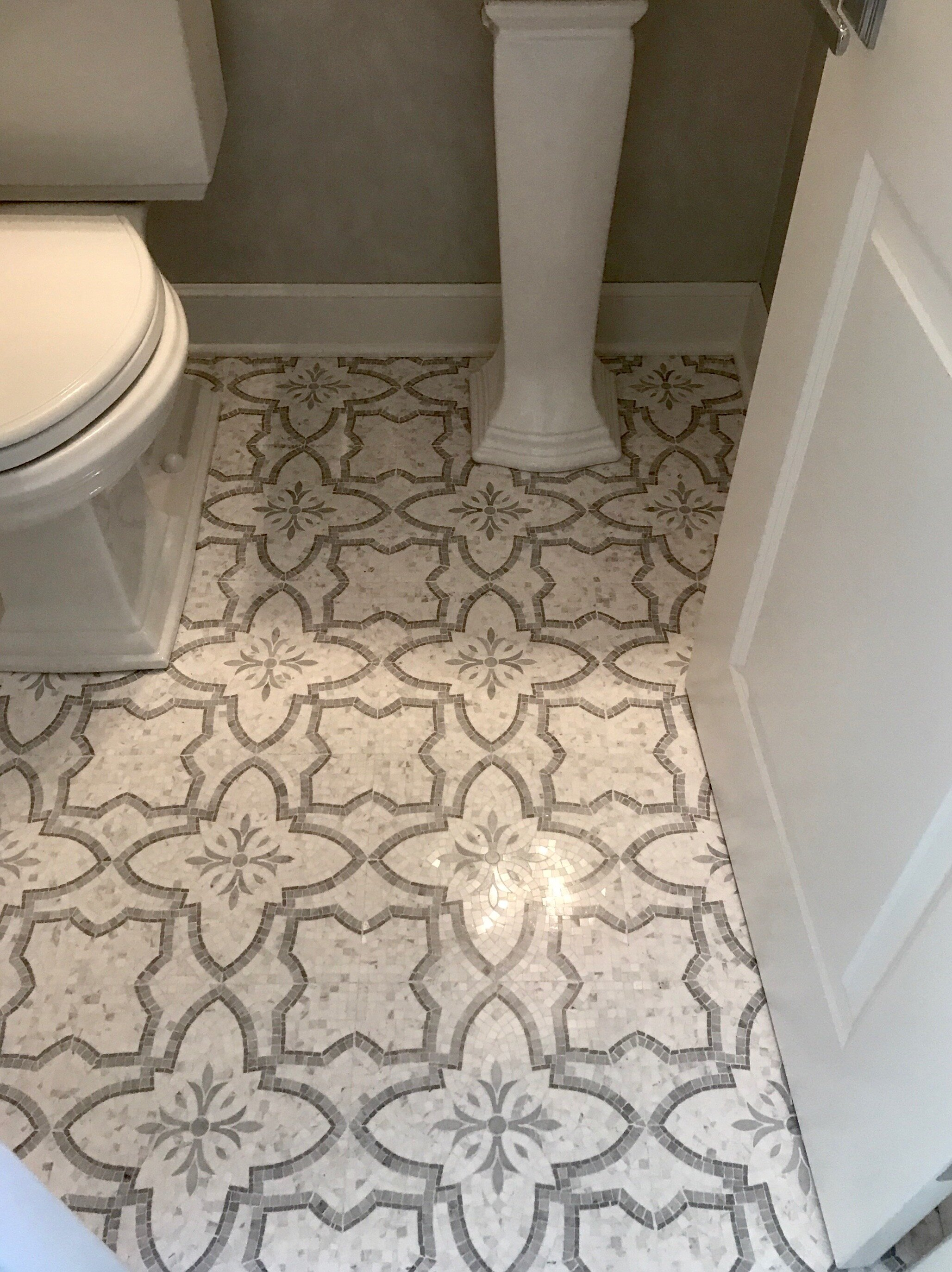 bathrooms bella tile stone