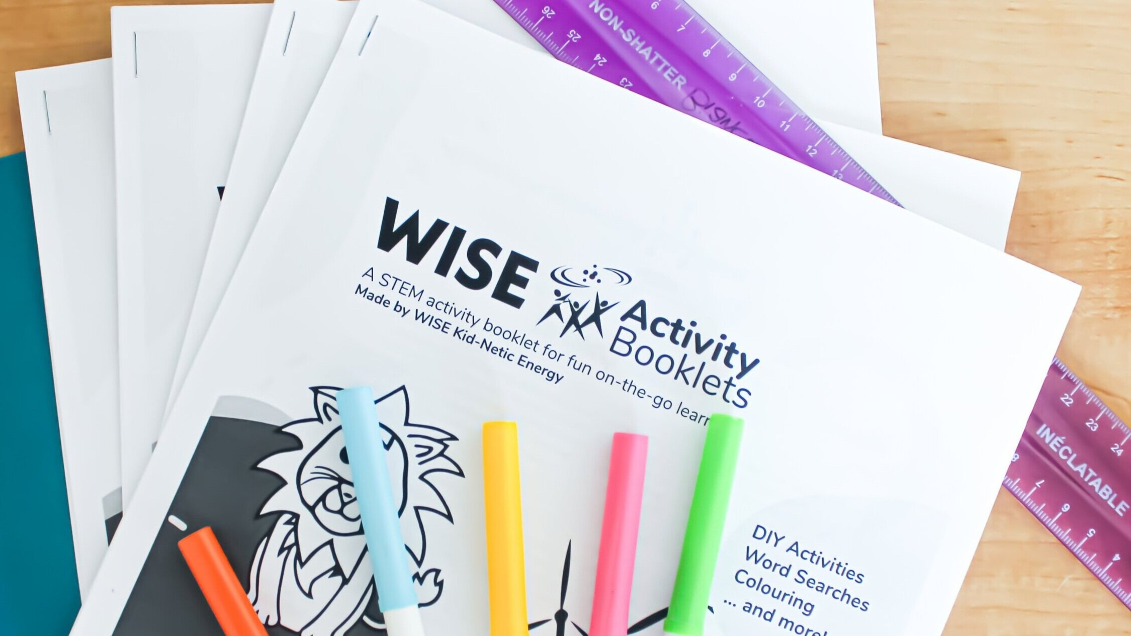 medium resolution of Activity Booklet Worksheets — WISE Kid-Netic Energy