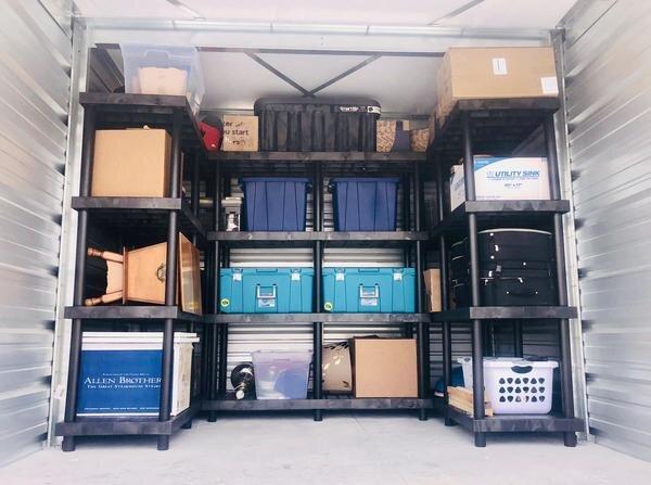 garde meuble et location de box a