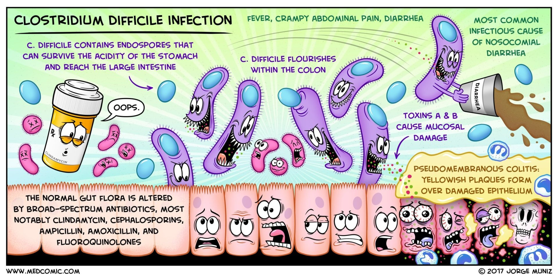 Clostridium difficile Infection —