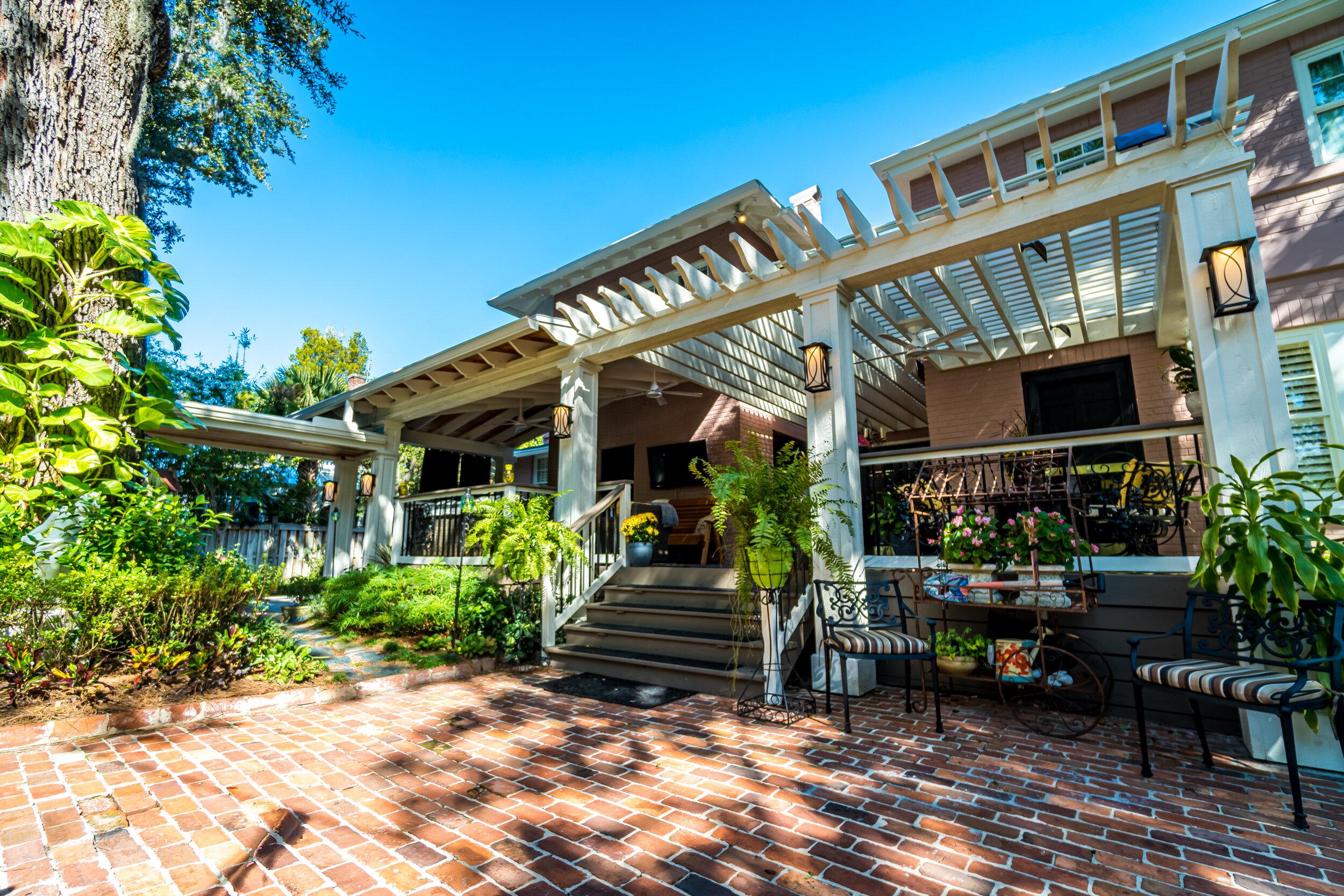 north florida backyard shade solutions pratt guys
