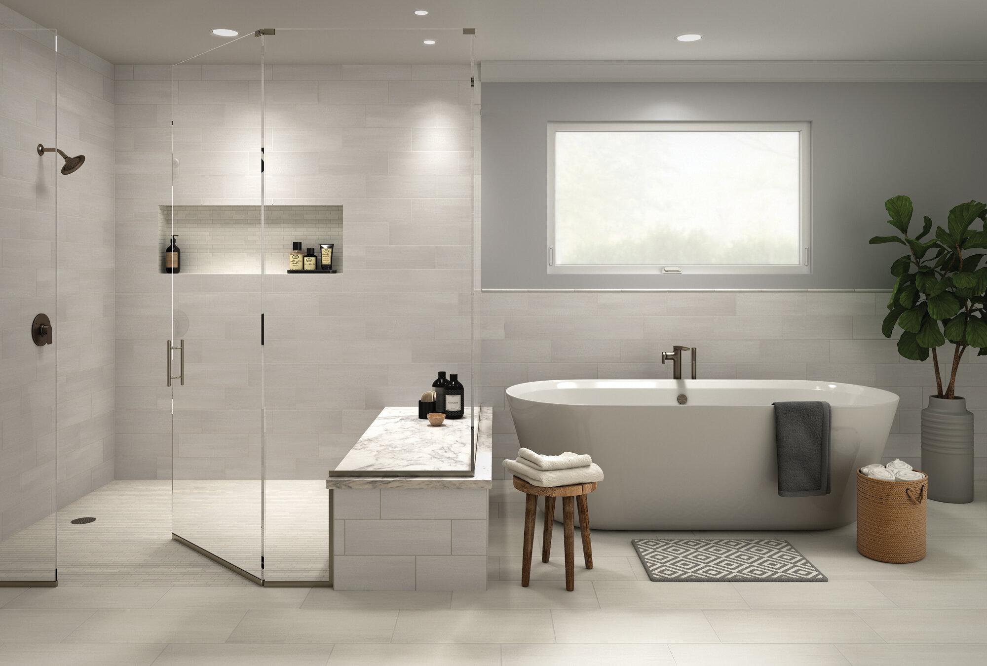 100 waterproof tile showers tile lines