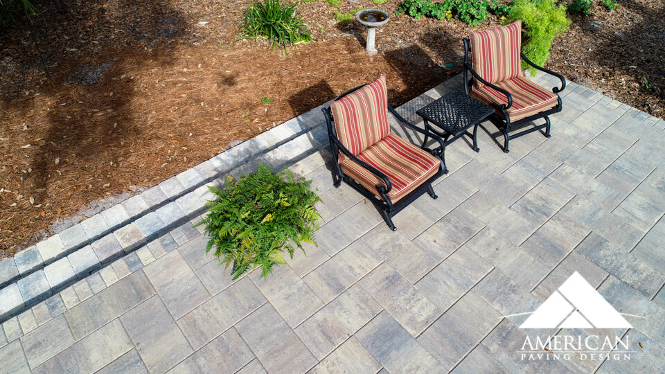 overlay your existing concrete patio