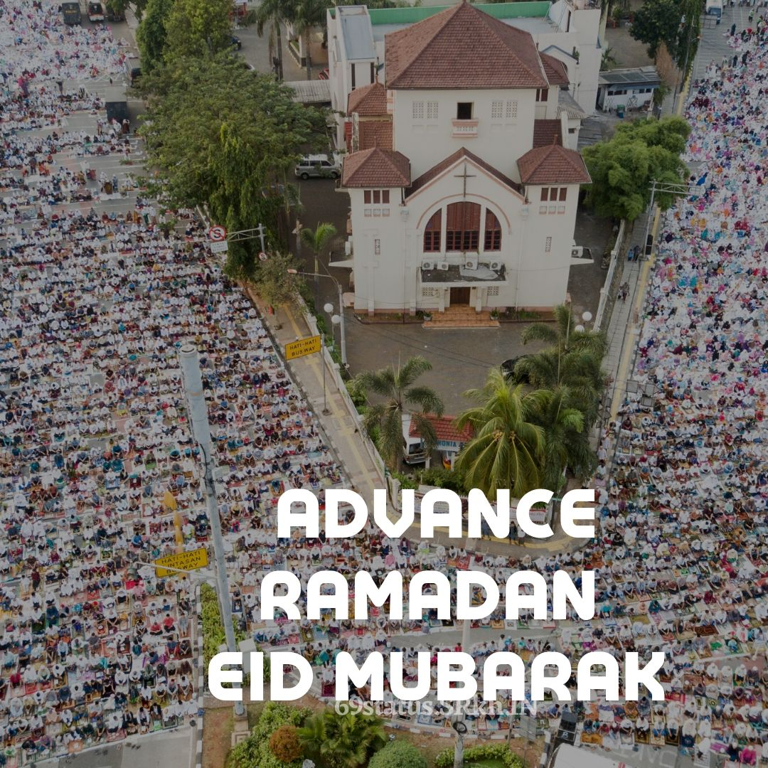 Advance Ramadan Eid Mubarak Wish you very best luck full HD free download.