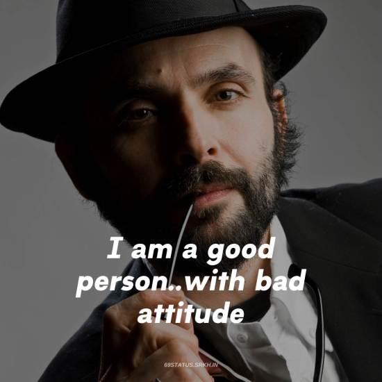 Attitude Boy Image in HD
