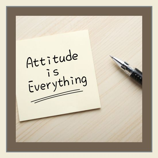 Attitude Images – Attitude Is Everything