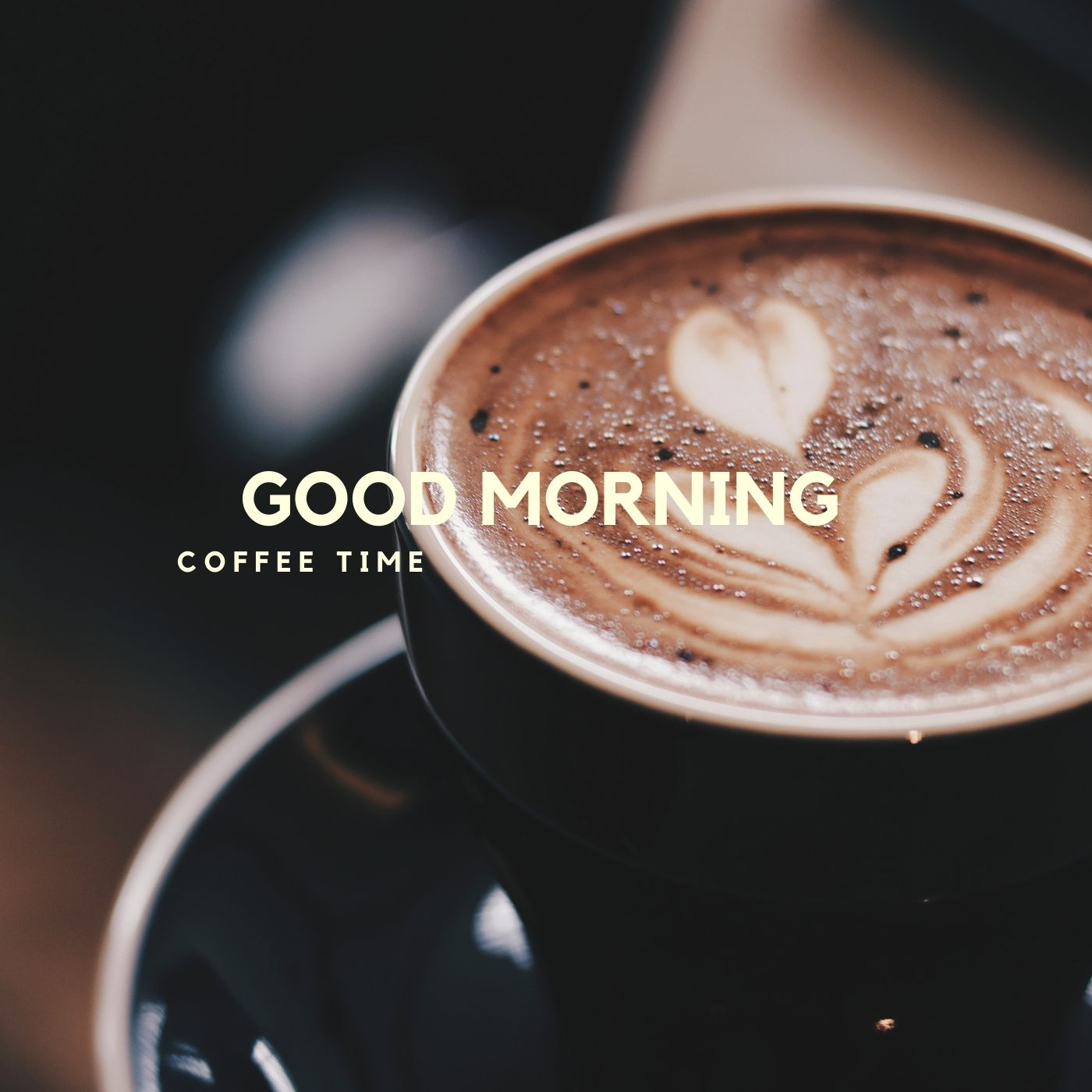 Good Morning Coffe Time Image full HD free download.