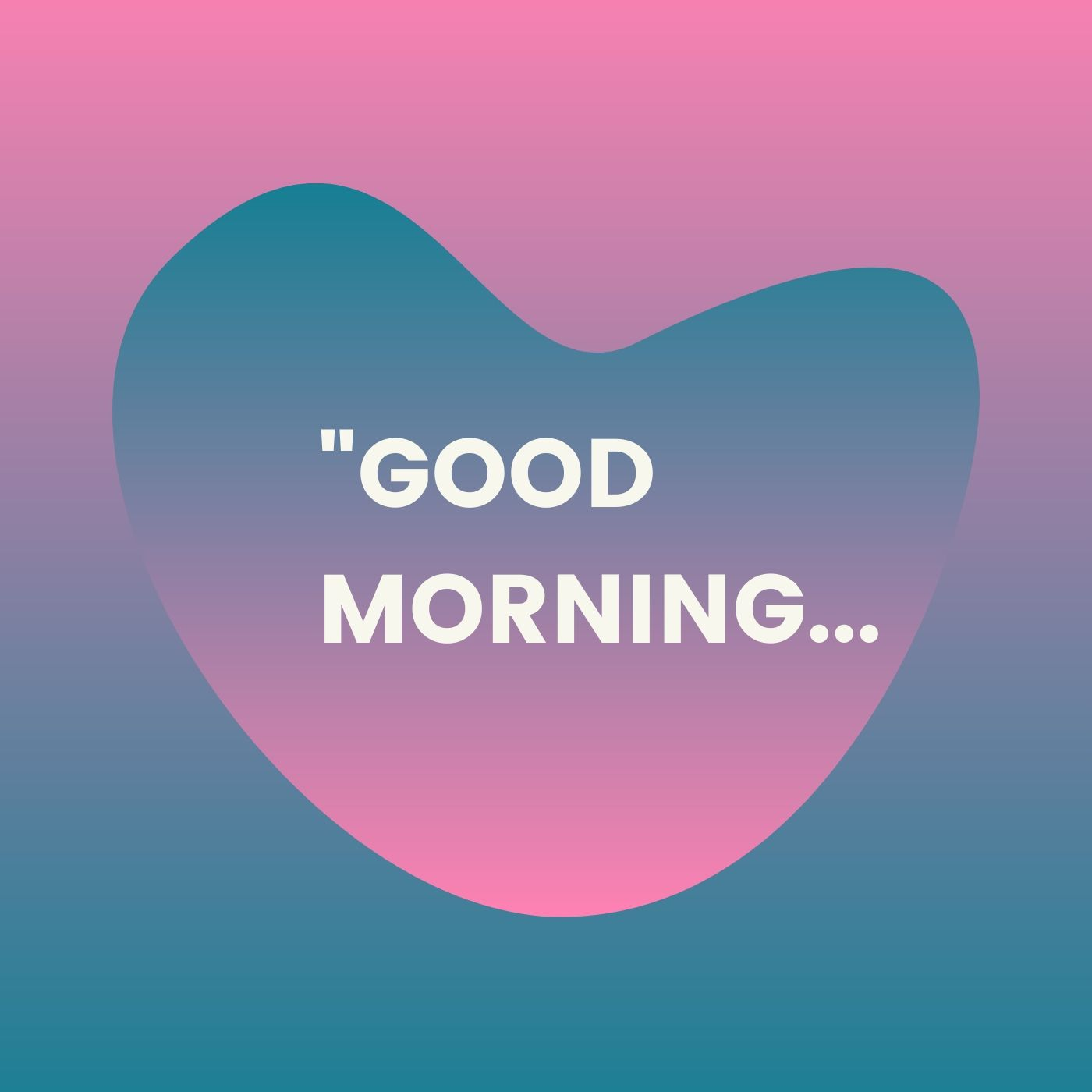 Good Morning Picture Love full HD free download.