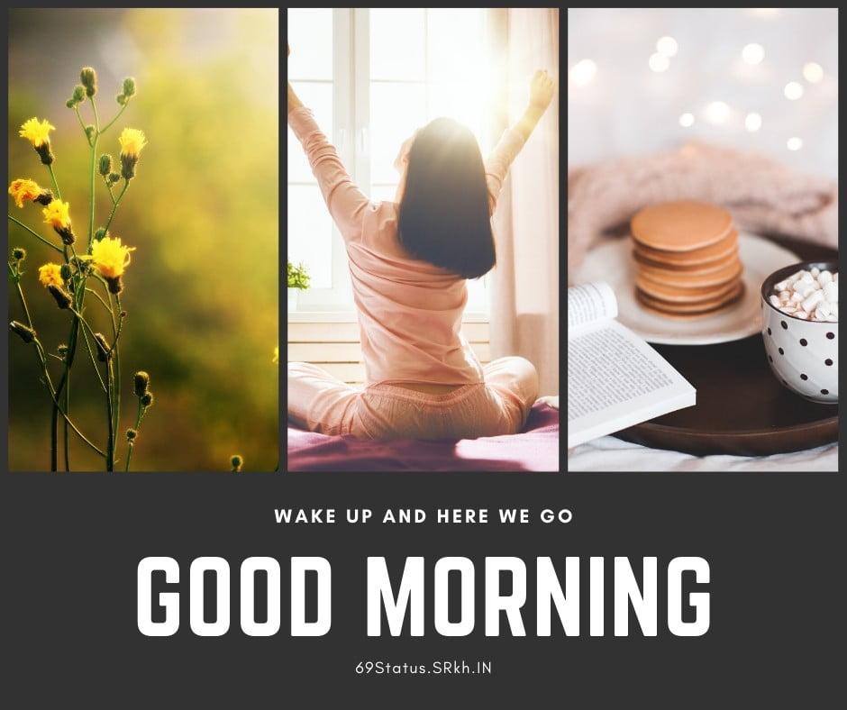 Good Morning Wake Up Image full HD free download.