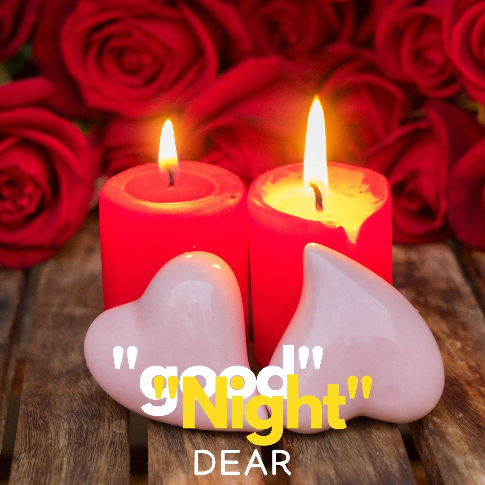 Good Night Dear image hd full HD free download.