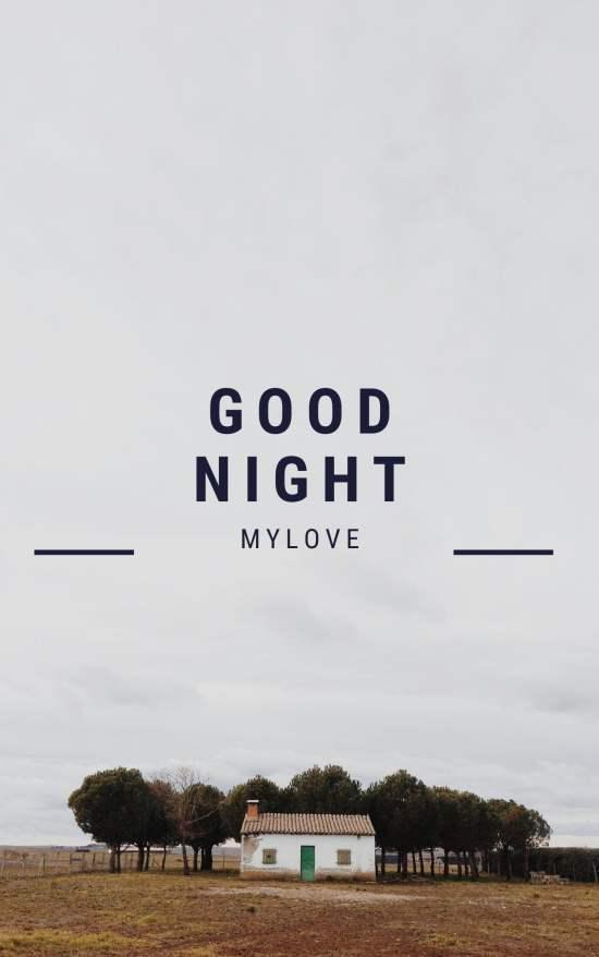 Good Night My Love pic doenload