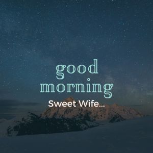 Good Night Sweet Wife Image full HD free download.