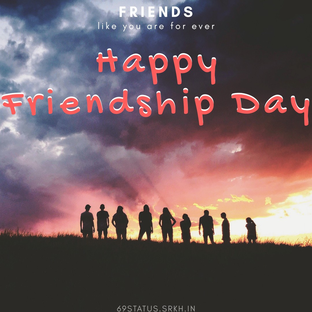 Happy Friendship Day Images HD Together full HD free download.