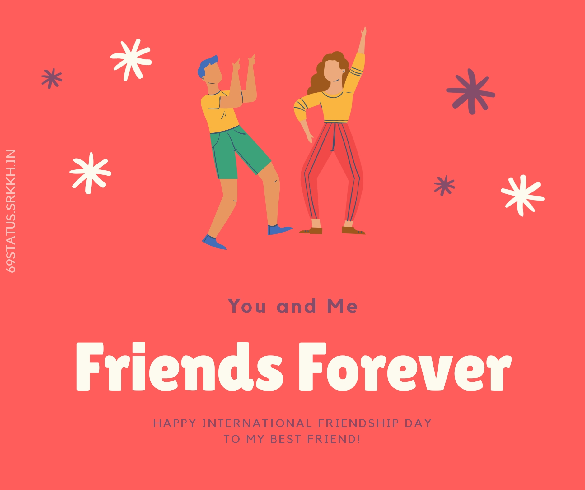 Happy Friendship Day Images for Facebook full HD free download.