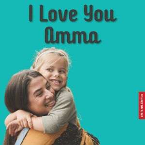 I Love You amma images full HD free download.